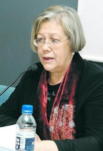 María Isabel Torrente Fernández historiadora natural de Sama de Langreo