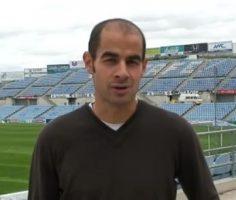 Mario Cotelo futbolista La Felguera