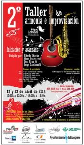 Taller de Armonía e improvisación Casa de los Alberti Ciaño Langreo 2014