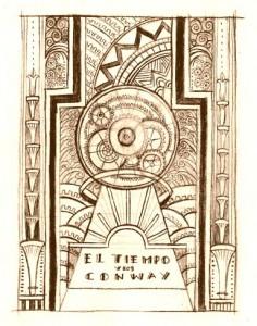 Teatro El tiempo y los conway en La Felguera Langreo