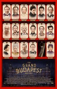 Cine Gran Hotel Budapest en el Teatro de La Felguera Langreo