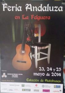 Feria Andaluza La Felguera 2014 Langreo