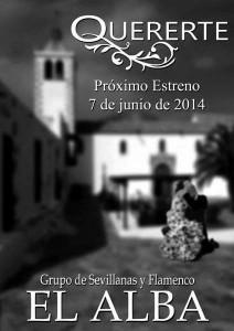 Teatro de La Felguera en Langreo Grupo de Sevillanas y flamenco El Alba