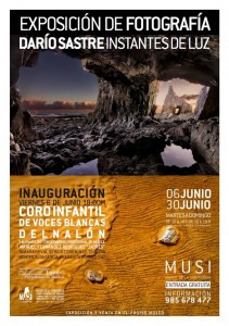 Exposición MUSI Instantes de Luz Darío Sastre Langreo