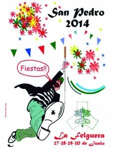 FIestas de San Pedro La Felguera Langreo 2014
