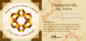Banda de Gaites de Llangréu presenta disco con dos roncones en Sama de Langreo