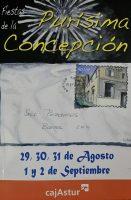 Fiestas de la Purísima Concepción en Barros Langreo 2014