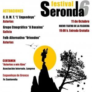 VI Festival Seronda @ Teatro de La Felguera | Langreo | Principado de Asturias | España