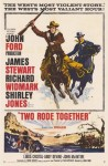 """El Western de John Ford: """"Dos cabalgan juntos"""""""