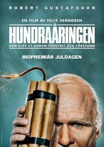 Cine: El abuelo que saltó por la ventana y se largó @ Teatro de La Felguera | Langreo | Principado de Asturias | España