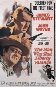 "El Western de John Ford: ""El hombre que mató a Liberty Valance"" @ Cine Felgueroso | Langreo | Principado de Asturias | España"