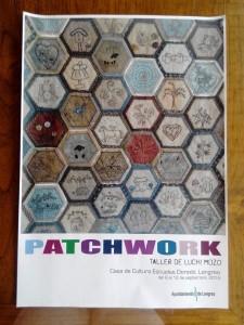 Exposición de Patchwork Casa de Cultura Escuelas Dorado Sama de Langreo