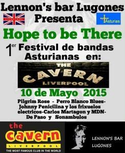 Festival de bandas asturianas en Cavern, Liverpool: Lennon's Bar Lugones @ Teatro de La Felguera | Langreo | Principado de Asturias | España