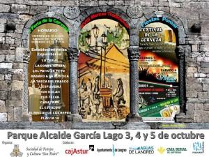 XVIII Mercáu Tradicional  y I Feria de la Cerveza @ Parque Alcalde García Lago | Langreo | Principado de Asturias | España
