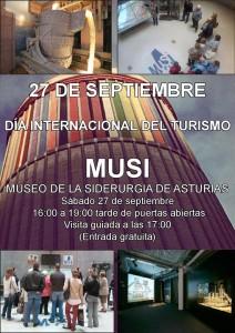 Día internacional del Turismo @ MUSI | Langreo | Principado de Asturias | España