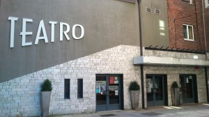 Nuevo Teatro de La Felguera Langreo antiguo cine Maripeña
