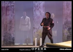 Ópera Otello Teatro de la Felguera Langreo