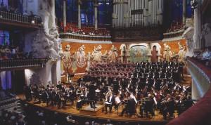 Orquesta Sinfónica deL Principado de Asturias en Langreo