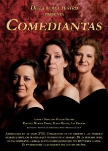Teatro: Comediantas @ Teatro de La Felguera | Langreo | Principado de Asturias | España