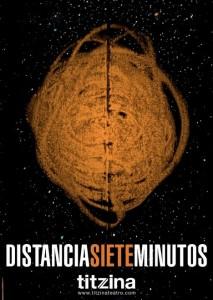 "Teatro: ""Distancia, siete minutos"" @ Teatro de La Felguera | Langreo | Principado de Asturias | España"