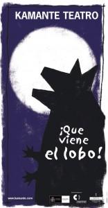 """Teatro para niñ@s: """"¡Que viene el lobo!"""" @ Teatro de La Felguera   Langreo   Principado de Asturias   España"""