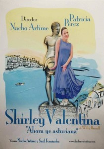 Teatro: Shirley Valentina @ Teatro de La Felguera | Langreo | Principado de Asturias | España