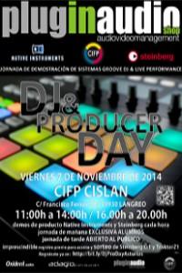 Dj&Producer Day @ CIFP CISLAN | Langreo | Principado de Asturias | España