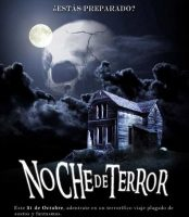 La Noche del terror Halloween La Felguera Langreo 2014
