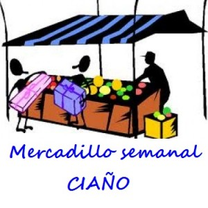 Mercadillo semanal @ Ciaño | Langreo | Principado de Asturias | España
