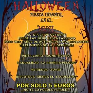 Fiesta de Halloween @ MUSI | Langreo | Principado de Asturias | España