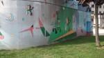 Pinturas parque infantil de Langreo Centro