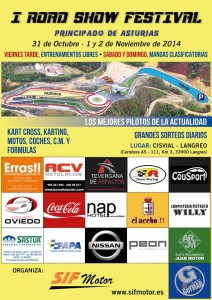 I Road Show Festival @ CISVIAL | Langreo | Principado de Asturias | España