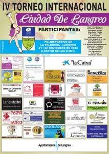"""IV Torneo internacional de Patinaje """"Ciudad de Langreo"""" @ Polideportivo Municipal de La Felguera   Langreo   Principado de Asturias   España"""