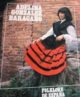 Adelina González Baragaño Tuilla Langreo Cantante de canción asturiana tonada