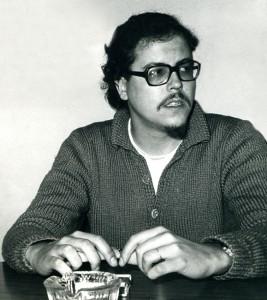 Alberto Vega poeta La Felguera Langreo