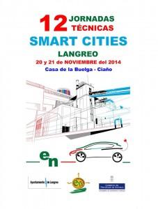 12 Jornadas Técnicas - Smart Cities @ ENERNALÓN - Casa de la Buelga | Langreo | Principado de Asturias | España
