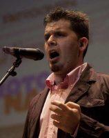 Héctor Braga músico y cantante La Felguera Langreo