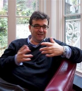 El presente del pasado: un diálogo con Javier Cercas @ Teatro de la Felguera | Langreo | Principado de Asturias | España