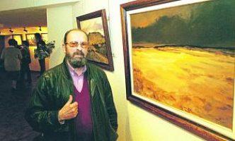 "Jesús Díaz ""Zuco"" Pintor Sama de Langreo"