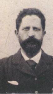 José Bernardo Vázquez maestro Sama de Langreo