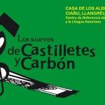 Los Xueves de Castilletes y Carbón: La minería nel cine n'Asturies y nel Reinu Xuníu: representación d'una cultura