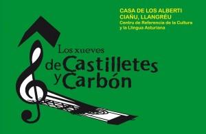 Los xueves de Castilletes y Carbón @ Casa de los Alberti | Langreo | Principado de Asturias | España