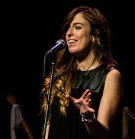 Marisa Valle Roso cantante tonada asturiana La Felguera Langreo