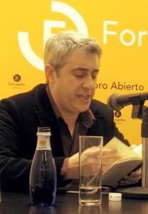 Moisés González Díez poeta teatro escritor La Felguera Langreo