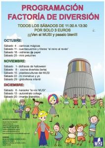 Factoría de diversión @ MUSI | Langreo | Principado de Asturias | España