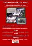 """Presentación del libro """"Educación y sindicalismo de clase"""""""
