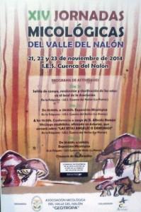 XIV Jornadas Micológicas Valle del Nalón @ I.E.S. Cuenca del Nalón | Langreo | Principado de Asturias | España