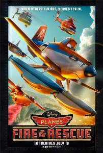 Cine: Aviones 2. Equipo de rescate. @ Cine Felgueroso | Langreo | Principado de Asturias | España