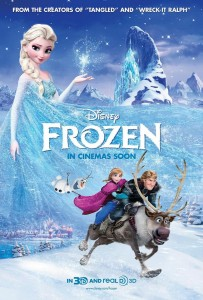 Cine: Frozen. El reino de hielo. @ Cine Felgueroso   Langreo   Principado de Asturias   España
