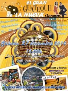 El gran Guateque de La Nueva @ Asociación Cultural San Luis | Langreo | Principado de Asturias | España